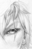 Roxas in Silver by WindsweptHells