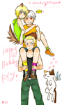 HAPPY BIRTHDAY DOITSU!! by dattebanyan-I