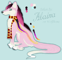 Alaina Reference by Eluned