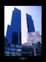 Warner Towers NY by tfrdesigns