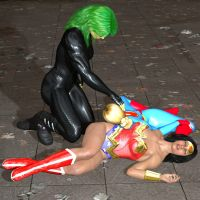 A(nother) New Wonder Woman, Part 7, Alt. View by Sleeper77