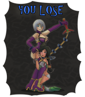 FF #3 - Ivy and Talim by Zekehimberry95
