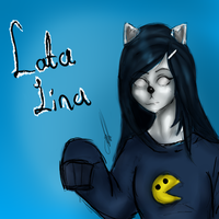 Cata lina/by:nomeacuerdo. by Deidara-Sam