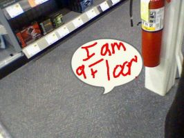 I am a Floor by megan-the-Speeddemon