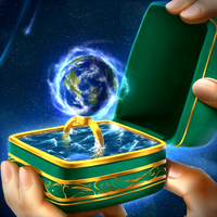 Earth Ring by Juh-Juh