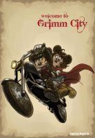 Grimm tales by twisted-wind