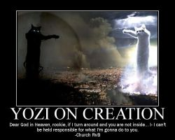 Yozi on Creation by TorkBacklash