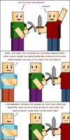 HOW TO HAVE FUN IN MINECRAFT by Manly-Viking-Raaargh