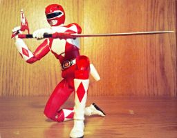 ULTIMATEfiguarts - Red Ranger Jason 1 by ULTIMATEbudokai3