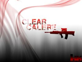 Clear calibre by deltaburn