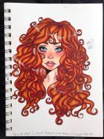 Merida by Immaurvelous