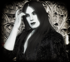 Mathias D'Lanncrae: The Vampire Lord by Lady-Elizriel