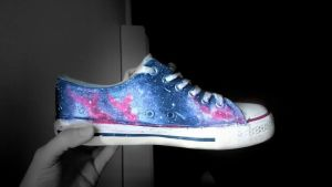 Space shoe! by imfreeasabird1