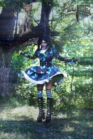 Alice Liddell (Alice: Madness Returns) by FabioZenoardo