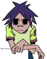 2-D by jengy