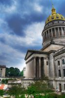 Golden Dome HDR II by Logicalx