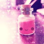 Bottle of love by EliseEnchanted