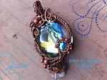Soul of a Fairy Pendant by tanyquil