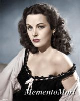 Hedy Lamarr IV by M3ment0M0ri