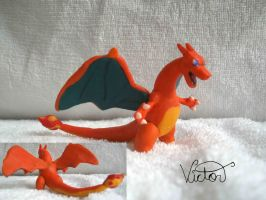 6 Charizard by VictorCustomizer