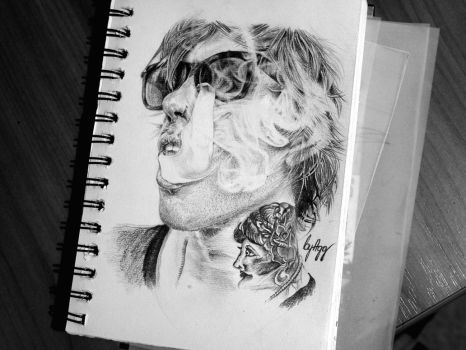Alan Ashby by mrsxbenzedrine