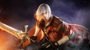 Dante: A Devil Hunter by AnubisDHL