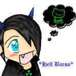 Chibi Hell Baron by ChibiEricka