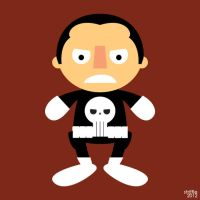 ADC: The Punisher by striffle