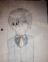 Just an old drawing by Bespattered94