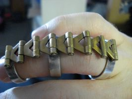 Mechanical Ring by Slitwalker