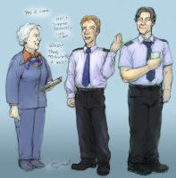 Cabin Pressure: Martin is told where he stands by coloristjen