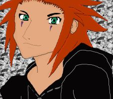 Axel Colored by alurafonfabre