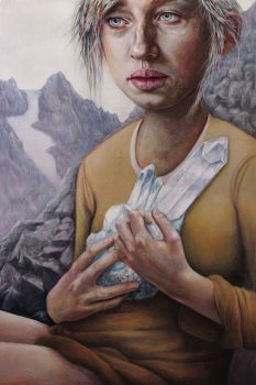 The Death of Crystallina by MichaelShapcott