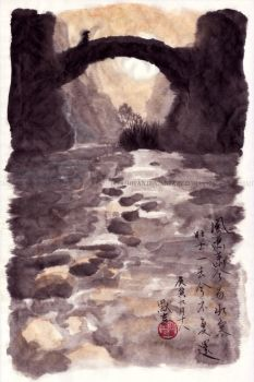 The River of No Return by moyan