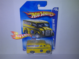Hot Wheels Modified Rides Dairy Delivery by idhotwheels