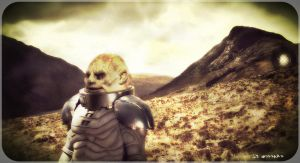The Sontaran Experiment - redux by WheezingGrampus