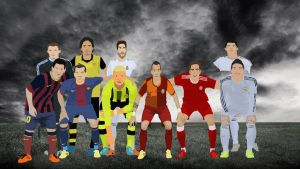 champions league by design987
