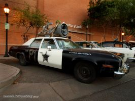 The Bluesmobile by Swanee3