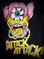Attack Attack! by just-asinine