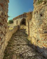 Greece - Mystras - 07 by GiardQatar