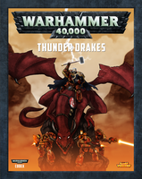 Codex: Thunder Drakes by Blazbaros
