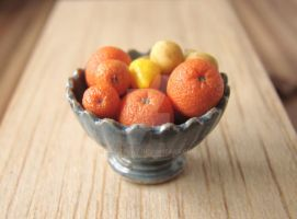 Miniature Fruit by PetitPlat