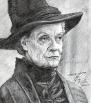 Maggie Smith by RioghnachsReign