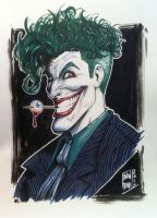 Joker Commission by michelebandini