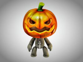 LBP Halloween Costume HDR by Sun2DustART