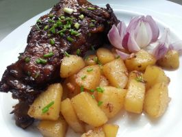 Barbecue Spareribs by its-jst-me77