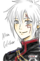 Allen Walker by Pauline-chan02