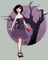 Modern Snow White by Hanasu