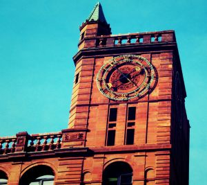 Clock Tower by Angelkissedhorse