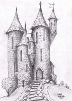 Castle On The Hill by MarxALot67